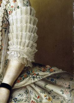 Hristinek, Karl Ludwig. Portrait of Sarah Greig