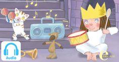Kleine Prinzessin – Die schönsten Lieder aus dem Schloss bei Kixi – Kinderkino