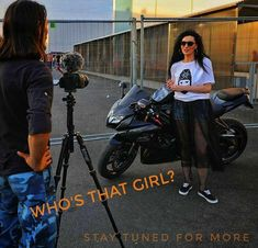 Who's that girl? New video coming soon!!!