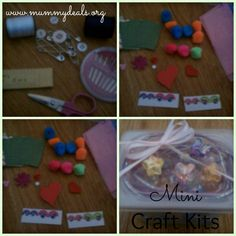Operation Christmas Child Craft Boxes