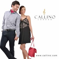 """""""Take her out on a date in STYLE"""" with #callino #smartcasuals #style #callinoman"""
