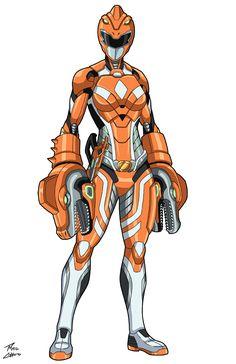 Power Rangers Fan Art, Power Rangers Comic, Mighty Morphin Power Rangers, Desenho Do Power Rangers, Ranger Armor, Power Rengers, Tommy Oliver, Character Art, Character Design