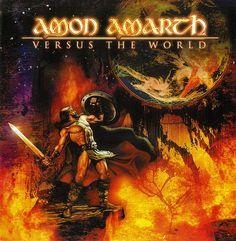 Amon Amarth - 2002 - Versus the World (1181x1210) (album cover)
