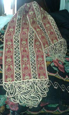Cross Stitch Embroidery, Cross Stitch Patterns, Point Lace, Crochet, Macrame, Cookies, Women, Fashion, Romanian Lace