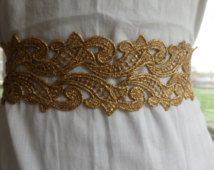 brown lace sashes - Google Search