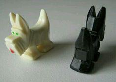 Black & White Whiskey dogs ( magneetje in hun kontje....