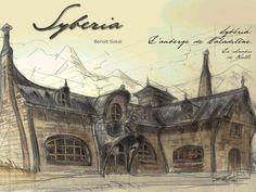 Syberia Game Wallpaper