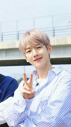 Baekhyun so Handsome
