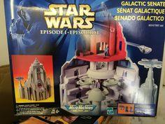 Star Wars Episode I Micromachines Galactic Senate   eBay