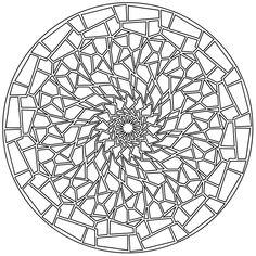 Mandala 137 by Sadadoki