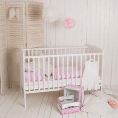 """Wickelaufsätze - PuckDaddy """"Wolke"""" Babybett, auch als Kinderbett - ein Designerstück von PuckDaddy bei DaWanda"""