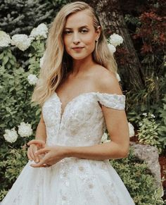 NEW ARRIVAL! A dazzling beauty from Essence of Australia 🤩 Another amazing ballgown featuring romantic off-the-shoulder straps 💕 #cameoandcufflinks #weddinginspiration #bridalinspo #bridalinspiration #bridalideas #calgarybridalshop #calgarybridalboutique #essenseofaustralia #D3245 White Bridal, Bridal Lace, Bridal Style, Bridal Gowns, Wedding Dress Boutiques, Wedding Dress Shopping, Designer Wedding Dresses, Essence Of Australia Wedding Dress, Essense Of Australia