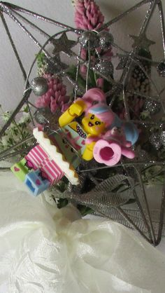 Lego lady wand for flower gurl
