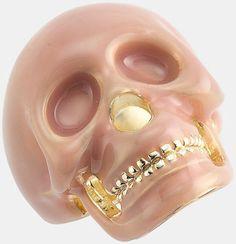 Spring Street Design Group Skull Ring
