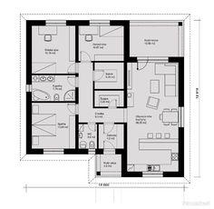 4 izbový rodinný dom