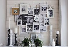 How to hang and display your photos is one of the most common decorating dilemmas that people have, and it can make or break a room. I'm a big fan of having personal photos displayed... Read More