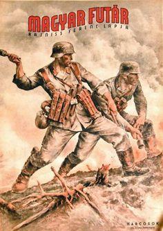 Magyar Futar, Fighting Soldiers