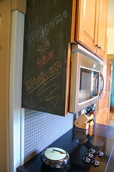 Welcome to my kitchen. Happyroost.com