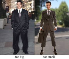 Buy clothes that fit you.   29 Little Things Guys Can Do To Instantly Be More Attractive