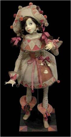 Tamara Pivniuk -doll