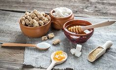 Zuckerlexikon - Gesunde Zuckeralternativen