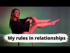 MY 6 rules in relationships. Relationships, Dating, Youtube, Quotes, Relationship, Youtubers, Youtube Movies