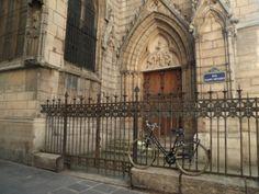 bike - Barrio Latino, París, Francia