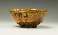 A Rare Fujimi-yaki Tea Bowl with Kintsugi Repairs