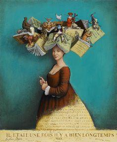 Artistas E Obras... Jean-François Segura #biblioteques_UVEG