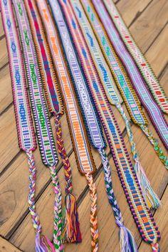 Items similar to Karen Woven Belt- width /Customable in pair/Bright color/Guitar Strap / Camera Strap / Bag Strap/Wholesale on Etsy Inkle Weaving, Friendship Bracelets Designs, Woven Belt, Bracelet Patterns, Bracelet Making, 1 Piece, Stitch, Bright, How To Make