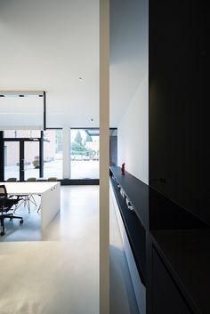 El estudio del estudio de interiores belga Imore