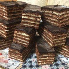 Madártej krém süteménybe
