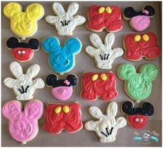 Disney World Cookies