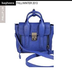 From Phillip Lim: Pashili Mini Satchel Bag F/W 2013. / Borsa in Pelle Pashili Mini Satchel Bag. Shop now: http://ow.ly/ow3f0