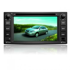 Toyota Prado 2007 Navigation/Digital touchscreen/ipod control/Bluetooth/RDS/PIP/steering wheel control - Starting at: $388.50::『 Installation』    『 Main features』  ◆Made by a long-term cooperative manufacturer, guaranteed high quality   ◆ Navigation operating system: Win CE 6.0 ◆6.2 inch TFT...
