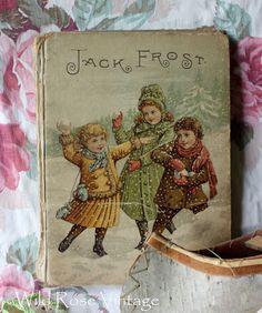 Wild Rose Vintage~ Flea Market Finds