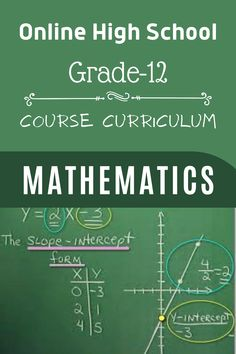 Students should have a demonstrable understanding of the concepts covered in Algebra 2 before enrolling in the next Mathematics Course. # mathematics #onlinehighschool #algebra
