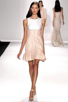 Sfilate J. Mendel Collezioni Primavera Estate 2014 - Sfilate New York - Moda Donna - Style.it