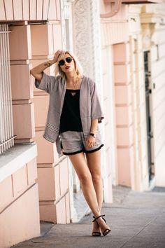 San Francisco | view more on my blog | outfit, fashion, style | two piece | Boho | Coachella