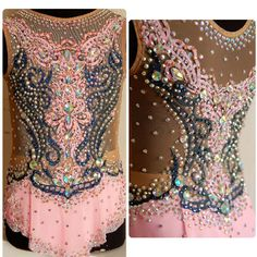 "Купальник ""Филигрань"". The leotard ""Filigree"".#rhythmicgymnastics #художественнаягимнастика #leotard #красивыйкупальник#alinasololeotards #alinakugaevskayasolodyagina #mywork #rhythmicgymnasticsleotard #купальникдляхудожественнойгимнастики"
