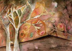 Un bosque en el rincón - Autor: Maria Cristina Lucero