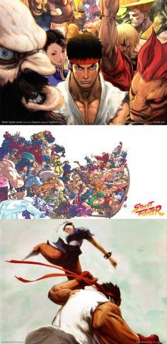 Street Fighter - All-star cast
