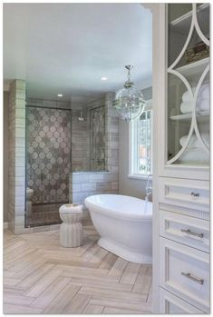 amazing 45 Urban Farmhouse Master Bathroom Remodel #bathroomremodelingtips