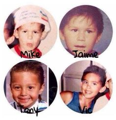 AWWW. OMG LOOK AT JAIME!!!! xD they are all just adorable