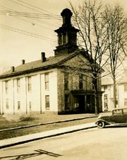 Preston County WV history | ... profile in the 1923 book, History of West Virginia, Old and New preston co. court house