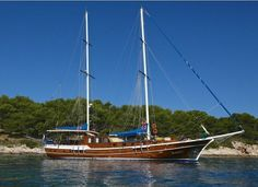 Luxury MALENA - Gulet Check more at http://eastmedyachting.co.uk/yachts/malena-gulet/