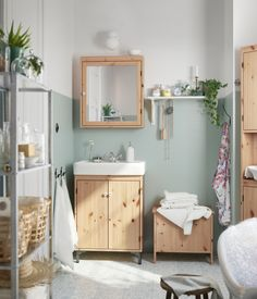 silvern hoekelement lichtbruin ikea ikeawooden bathroomsmall - Bathroom Design Ideas Ikea