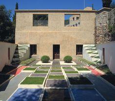 villa noailles jardin