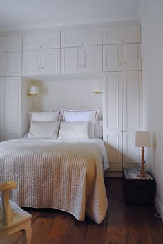 So fresh and clean! Leaning strongly towards doing an all-white bed in luxurious materials