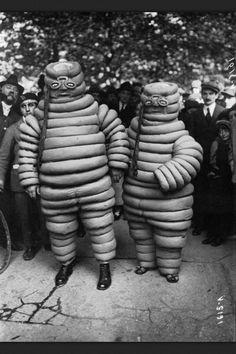 Bibendum - Michelin Man